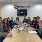 """Novasistemi è """"plastic free"""": mission ambientale per l'azienda campana"""